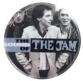 The Jam - 'The Sound of' Button Badge